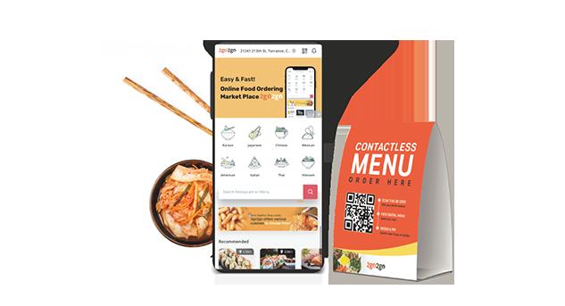 The best online ordering solution for your restaurant