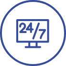 NAVYZEBRA's reliable live representatives are here for you 24/7