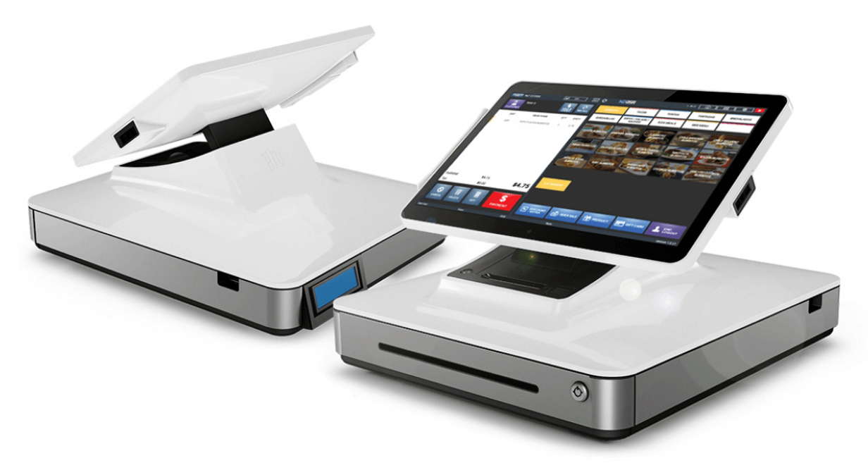 All-in-One Tablet POS for Quick Service Restaurant