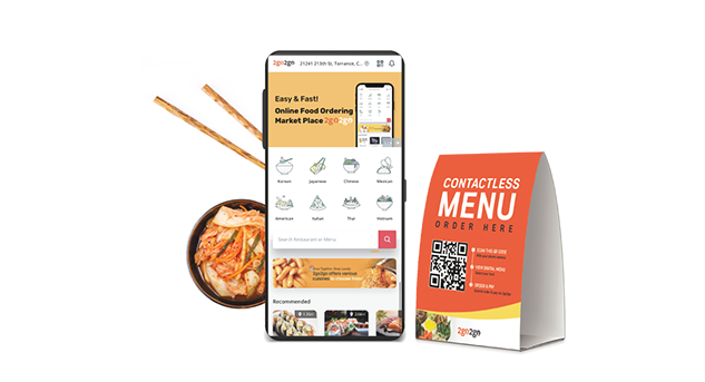 The best online ordering solution for your restaurant